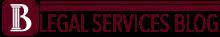 LEGAL SERVICES BLOG